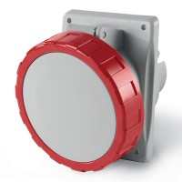 Socket outlet IP66/IP67, 380-415 V, 16 A, 2+E, 9 h