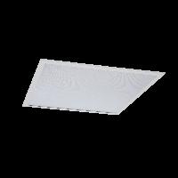 LEDPanelRc-S Sq595-30W-10V-3000-WH-U19