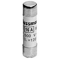 Cylindrical fuse link, size: 10 x 38, class gG/gL, 500 V, 0.5, A