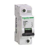 Miniature circuit breaker C120H, 1P, 10 A, B, 15 kA