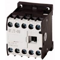 Mini Contactor DILEM 3P(1 N/O) 24 V, 50/60 Hz AC