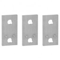 Terminal extension for 3-pole breaker (set of 3), for EZ400