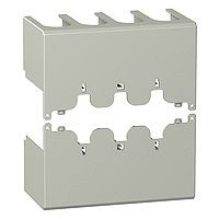 Terminal shields for 4P breaker, for EZ400
