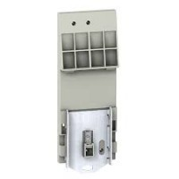 DIN rail adaptor Db100835.eps For 2 x 1P or 1 x 2P or 1 x 3P breaker, for EZ100