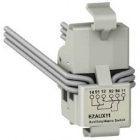 Auxiliary switch + alarm switch (AX + AL), for EZ100
