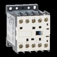 Мини контактор 3P 2,2 KW 24  VAC 50/60 Hz