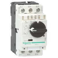 Thermal-magnetic motor circuit-breaker GV2-P 0.1-0.16A