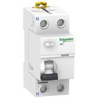 Residual Current Circuit Breaker IlD K, 2P, 40 A, 30 mA, AC