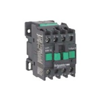 Contactor EasyPact TVS, 3P with (1 N/C) auxiliary contacts, 24V AC coill 60 Hz, 9A