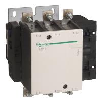 Contactor TeSys F, 3P(3 N/O) 115V AC coil 50 Hz, 115A