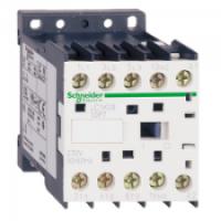 Contactor TeSys K, 3P(3 N/C) 110V AC coil, 6A