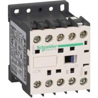 Contactor TeSys K, 3P(3 N/O) 115V AC coil, 6A