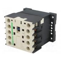Contactor TeSys K, 3P(3 N/C) 110V AC coil, 9A