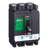 Molded case circuit-breaker CVS100B, 25 kA, 16 A, 3P/3d, Thermal-magnetic