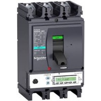 Molded case circuit-breaker CVS100B, 25 kA, 16 A, 4P/3d, Thermal-magnetic