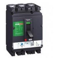 Molded case circuit-breaker CVS100F, 36 kA, 16 A, 4P/3d, Thermal-magnetic