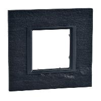 Cover frame Unica Class, Slate, 1-gang