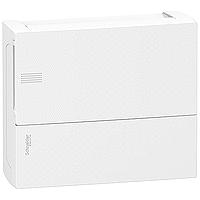 Mini Pragma surface enclosure 1 x 12, with Plain door