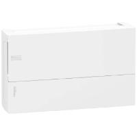 Mini Pragma surface enclosure 1 x 18, with Plain door