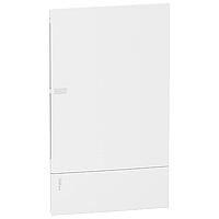 Mini Pragma recessed enclosure 3 x 12, with Plain door