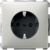 SCHUKO® Socket-outlets for special circuits, Stainless steel