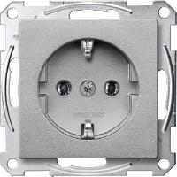 Socket-outletSCHUKO®, Aluminium