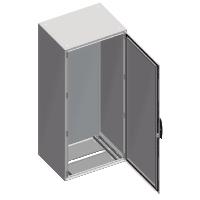 Monoblock enclosure Special SM, 1800x1200x500, 2 plain doors