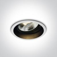 11110AD/B BLACK 75W R111 GU10 DARK LIGHT
