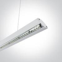 38016/W/W WHITE PENDANT LED 16w WW