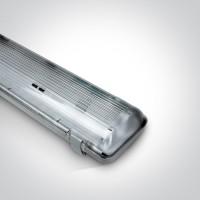 38236P IP65 2x36w ELE PC/PC