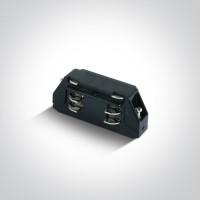 41008/B BLACK CONNECTOR