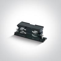 41008A/B BLACK CONNECTOR