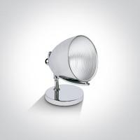 61038/C CHROME TABLE LAMP E27 20W