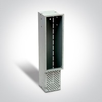 68008/BOX WALL RECESSED BOX FOR 68008