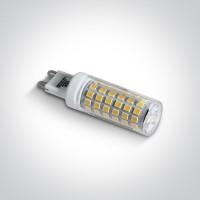 7109ALG/C G9 LED 9W CW 230V