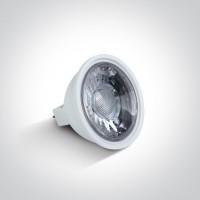 7304A/W/38 LED MR16 5w 12v WW 38deg
