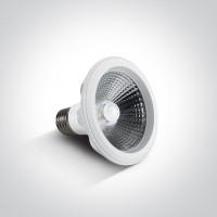 7310H/C PAR30 COB LED 10W CW E27 230V