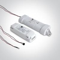 89143F EMERGENCY KIT 6w FOR LED 7-60W 3Hrs