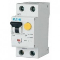 Residual Current Circuit Breaker PF4, 2P, 25 A, 4.5 kA, 30 mA, AC