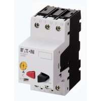 Motor-protective circuit-breaker with pushbutton actuation  PKZM01 0.16A