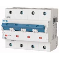 Miniature circuit breaker PLHT, 4P, 20 A, 25 kA, C
