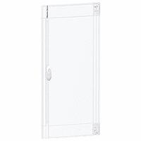 Transparent door Flush/Surface mounting 3 x 13, Crystal