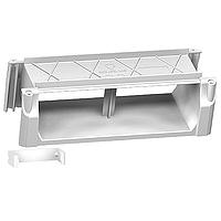 External mounting lugs 13 modules