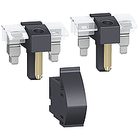 Earth and neutral connector connection kit  modules