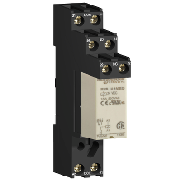 Relay for standart application RSB 2 C/O 24 V AC 8 A