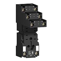 Socket RXM Separate, Screw connector 250 V