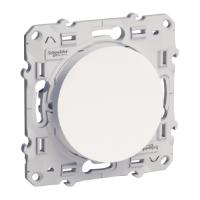Lightable Push-button 10 AX, White