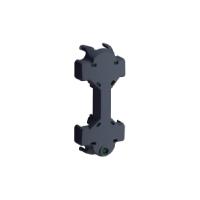 Blue LED, 5 mA 12-48 Vdc, plug & play