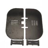 Shroud kit, LV, 400 A, AC 690 V, NH1, NH2, IEC