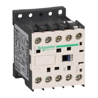 Contactor TeSys K, 3P(3 N/O) 110V DC coil, 9A